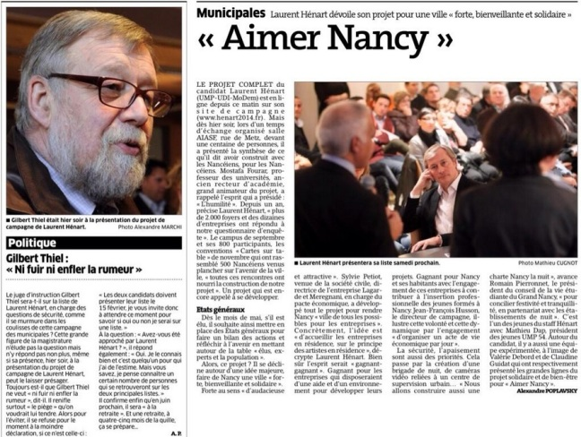 Aimer Nancy