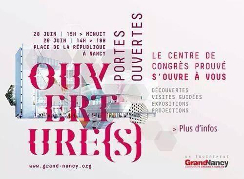 Centre Congrès Nancy