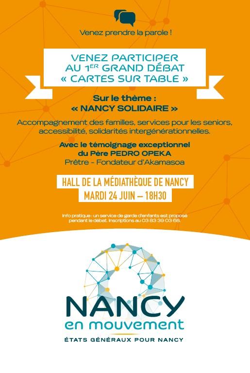 Etats Généraux de Nancy