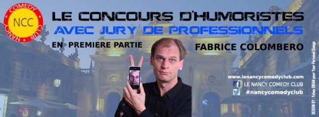 Couv FB Fabrice Colombero