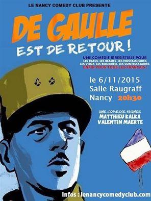 De Gaulle est de retour ! 2