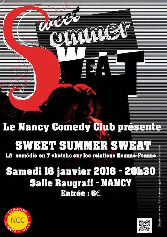 Sweet Summer Sweat 16.01.2016